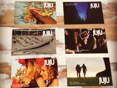 JUJU Films gets with the logo program