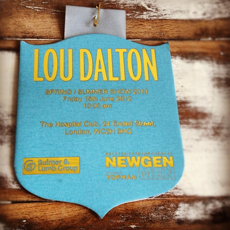 Big day: Lou Dalton & Anarchy with UCLA