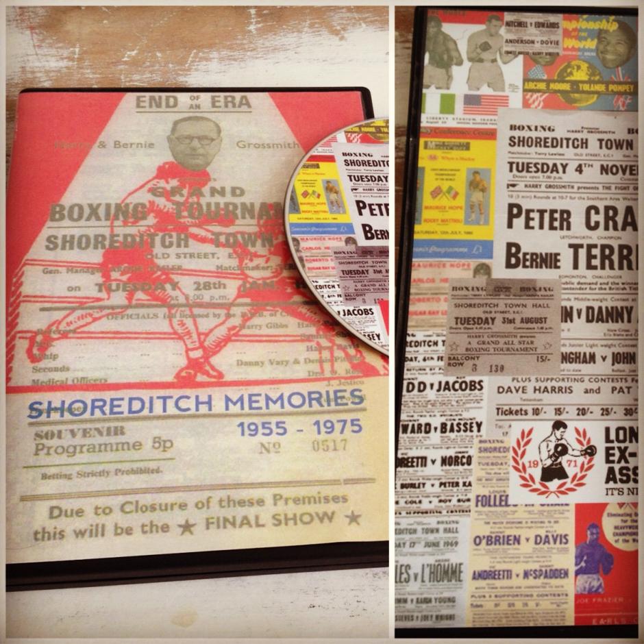 Shoreditch Memories DVD