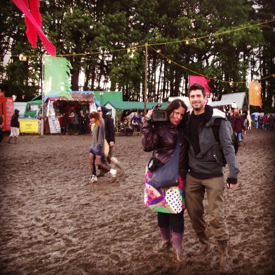 Ruddy muddy up North at Beatherder