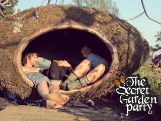 OFFICIAL Secret Garden Party 2012