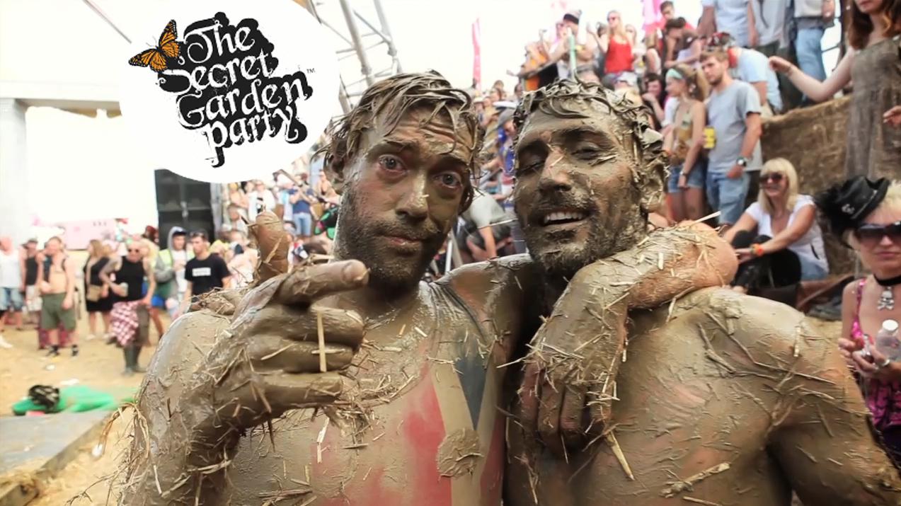 The Secret Garden Party 2011 : Juju Films